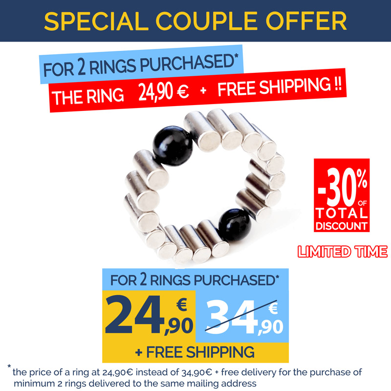 Goodnuit anti snor ring - Special couple offer discount